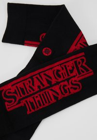 Stance - STRANGER THINGS - Calcetines - black/red - 2