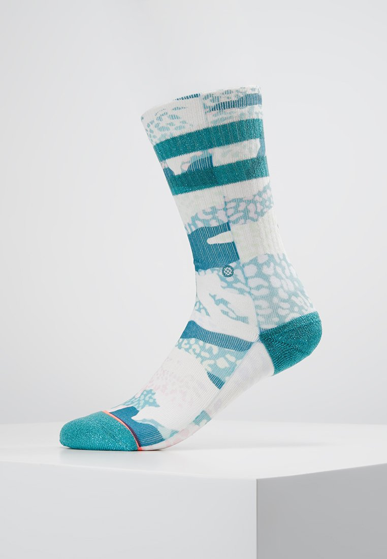 Stance - FRANKLY CREW - Socks - teal