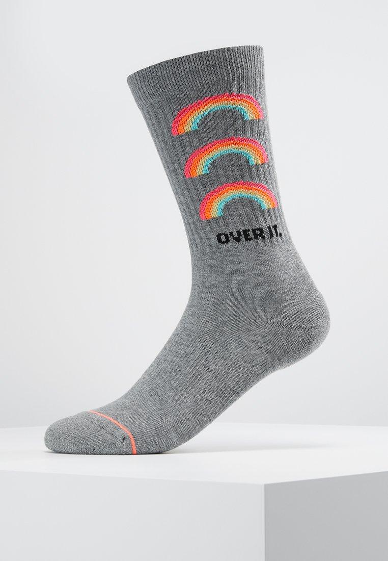 Stance - NO DOUBT CREW - Socks - grey
