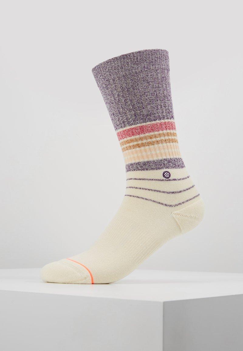 Stance - BRING IT BACK CREW - Socks - purple