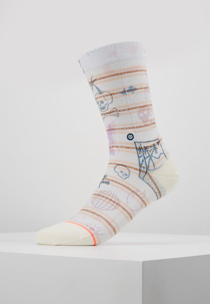 Stance - HIPPIE MOSHPIT CREW - Socken - offwhite
