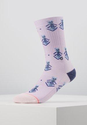 POLKA PINEAPPLE - Socks - lilacice