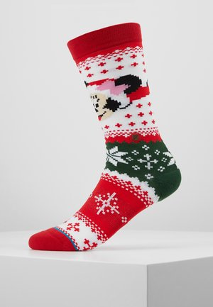 MINNIE CLAUS CREW - Socks - multi