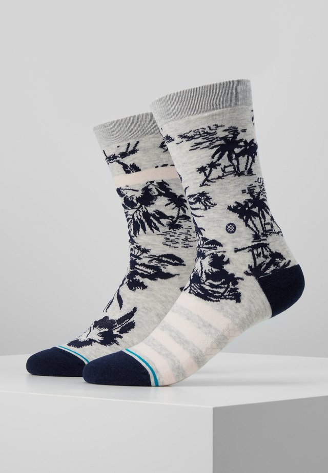HARBOR CREW - Socks - grey