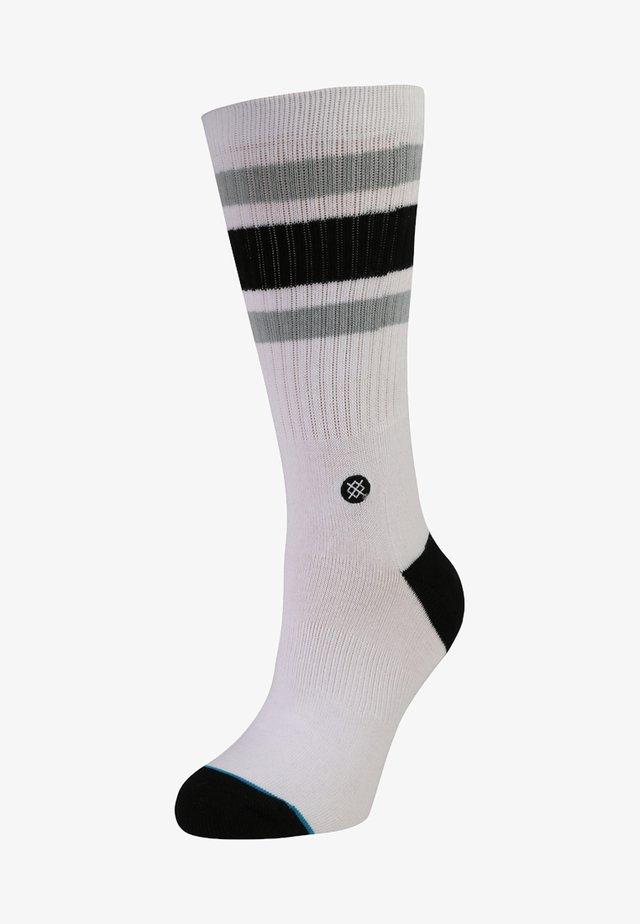 BOYD 4 - Socks - white