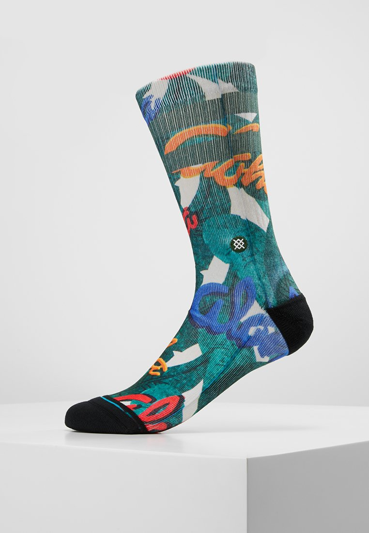 Stance - ALOHA LEAVES - Chaussettes - green