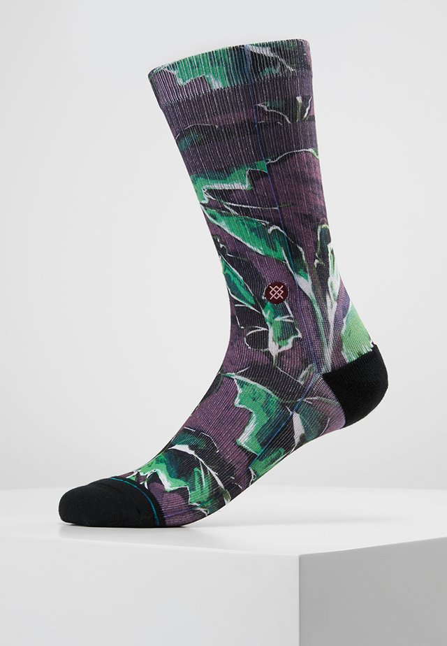 BONERO - Socks - maroon