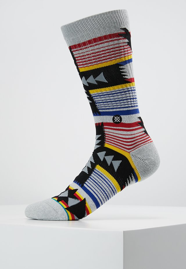 CANYONLANDS - Ponožky - heather grey