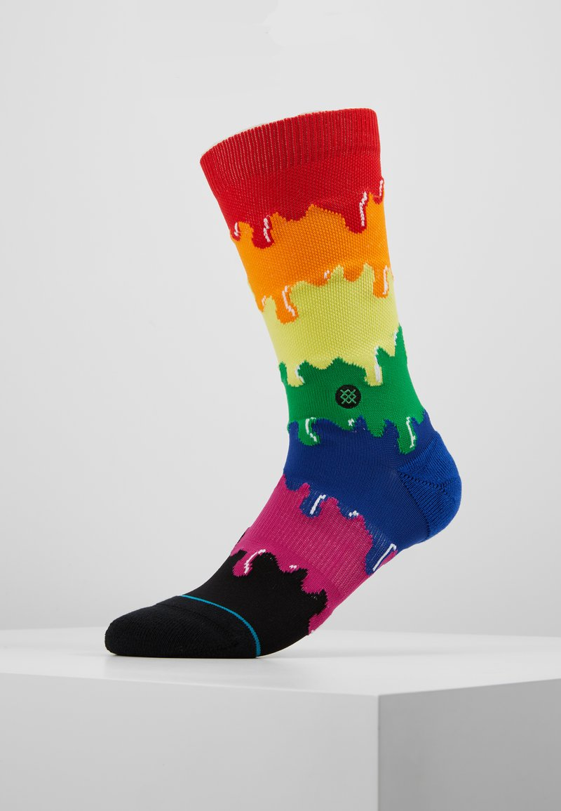 Stance - DRIP RAINBOW - Calcetines - multi-coloured
