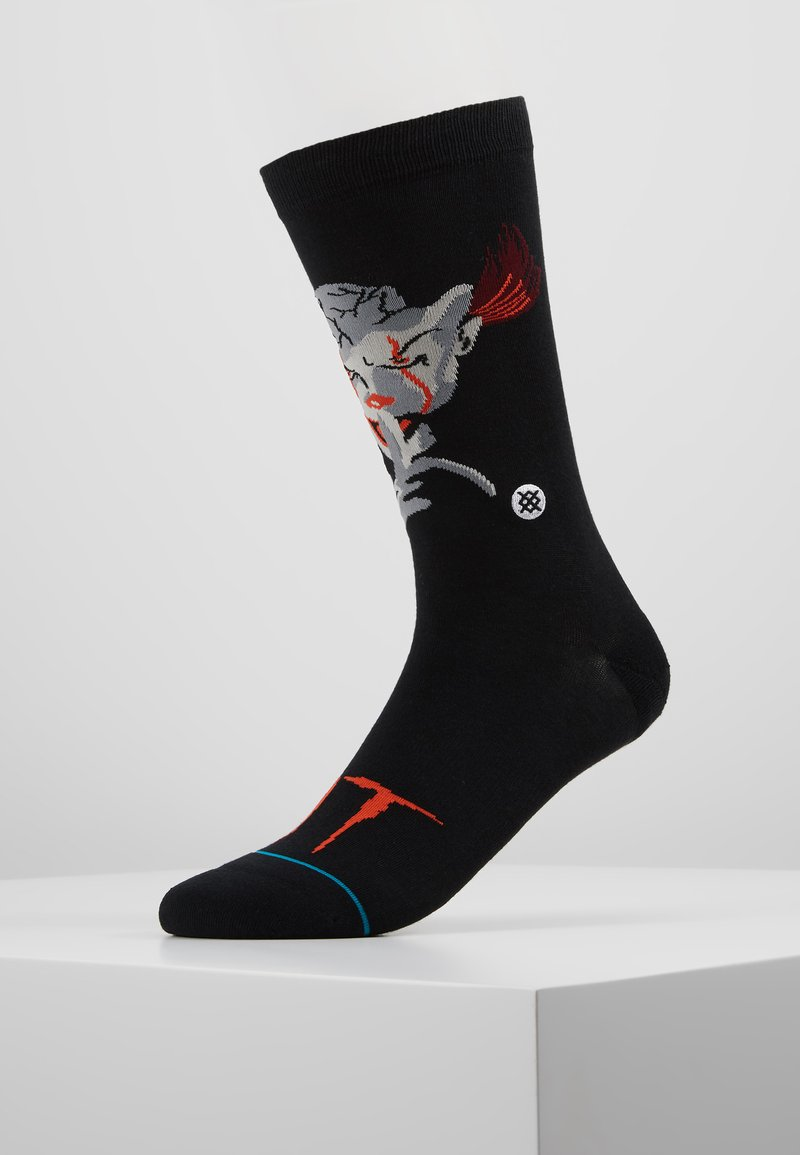 Stance - PENNYWISE - Socken - black