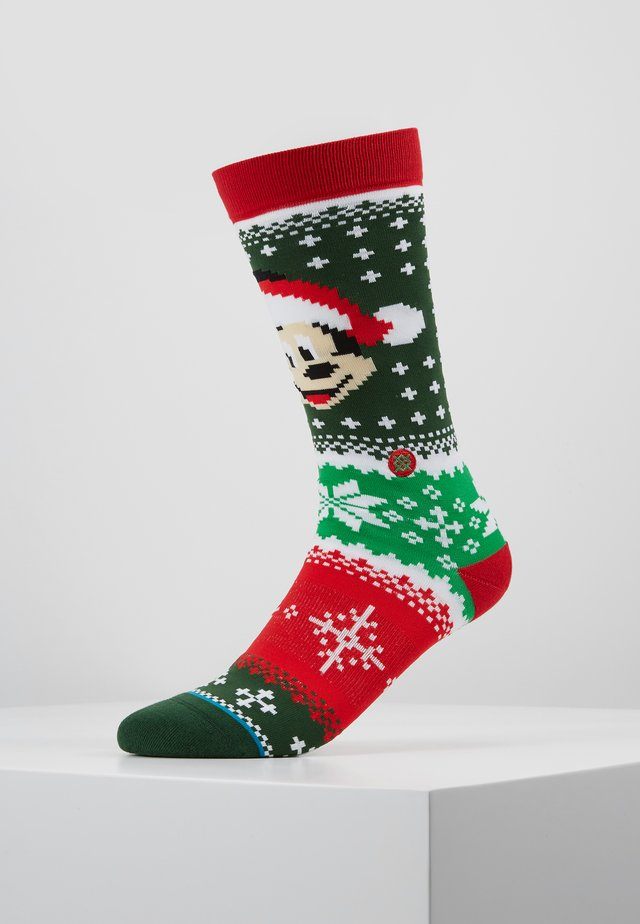 MICKEY CLAUS - Socks - multi-coloured