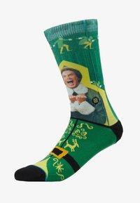 Stance - I KNOW HIM ELF - Ponožky - green - 1