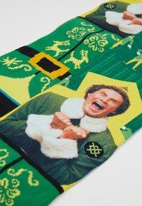 Stance - I KNOW HIM ELF - Ponožky - green - 2