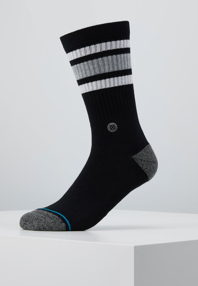 BOYD - Socks - black