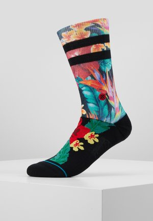 PAU CREW - Ponožky - black