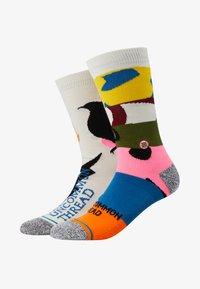 Stance - REBIRTH - Ponožky - white - 1