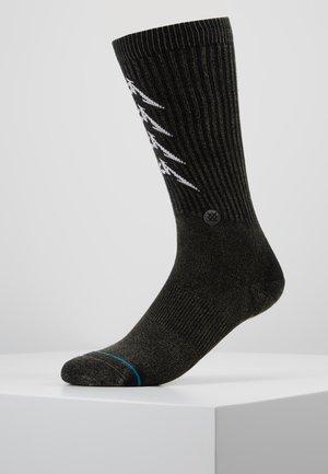 METALLICA STACK - Ponožky - black
