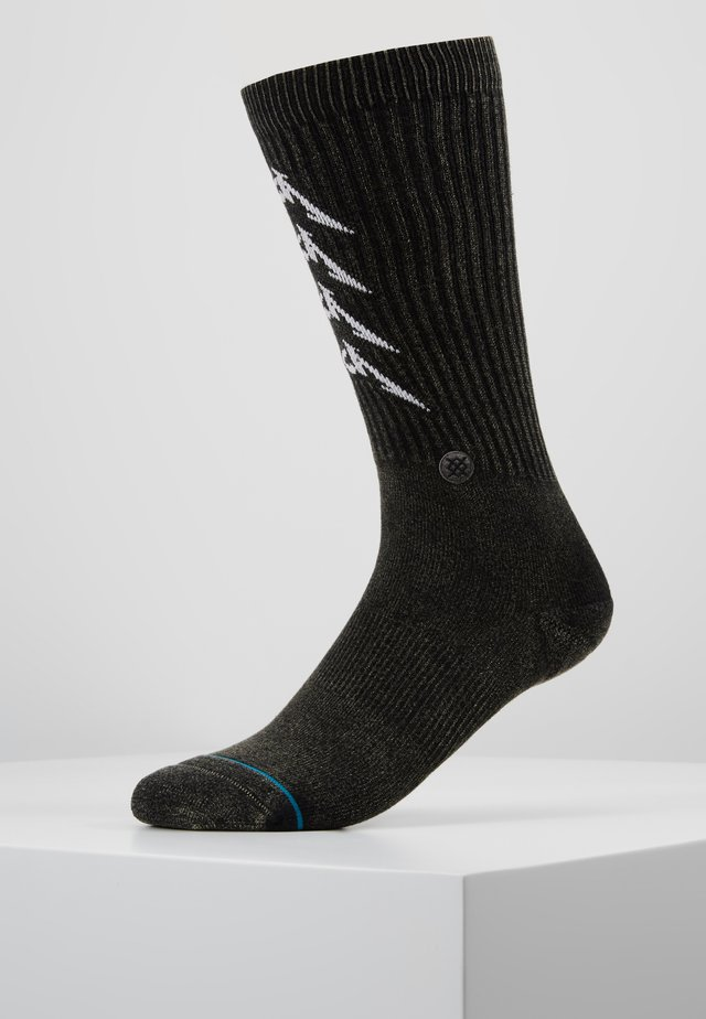 METALLICA STACK - Socks - black