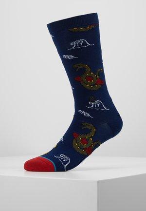 GET SNAKED - Socks - navy