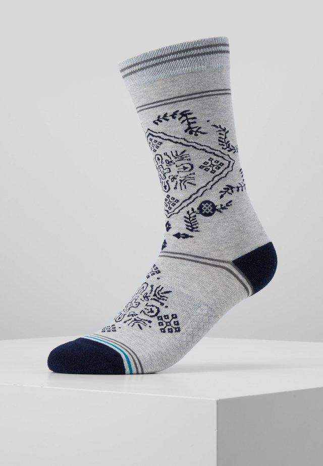 BANDERO - Socks - grey