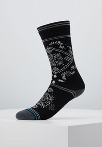 Stance - BANDERO - Socks - black - 0