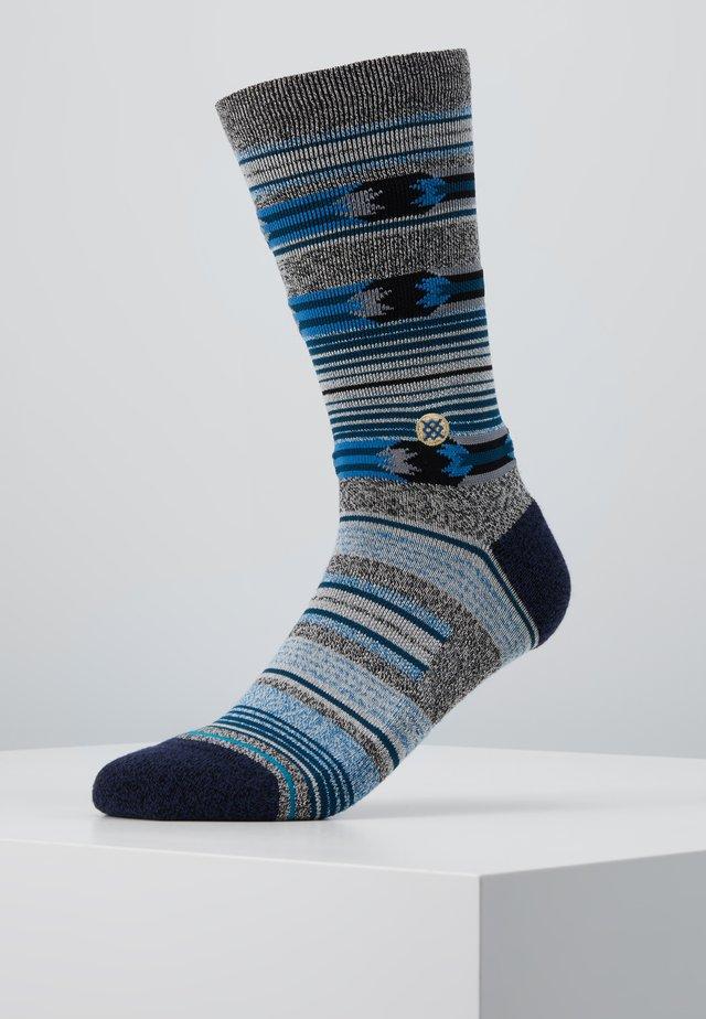 PASQUAL - Socks - black
