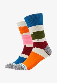 Stance - DESTINY - Socks - tan - 1