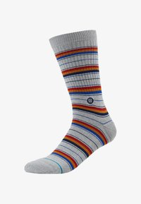 Stance - FRANKLIN - Calcetines - grey/yellow/red - 1