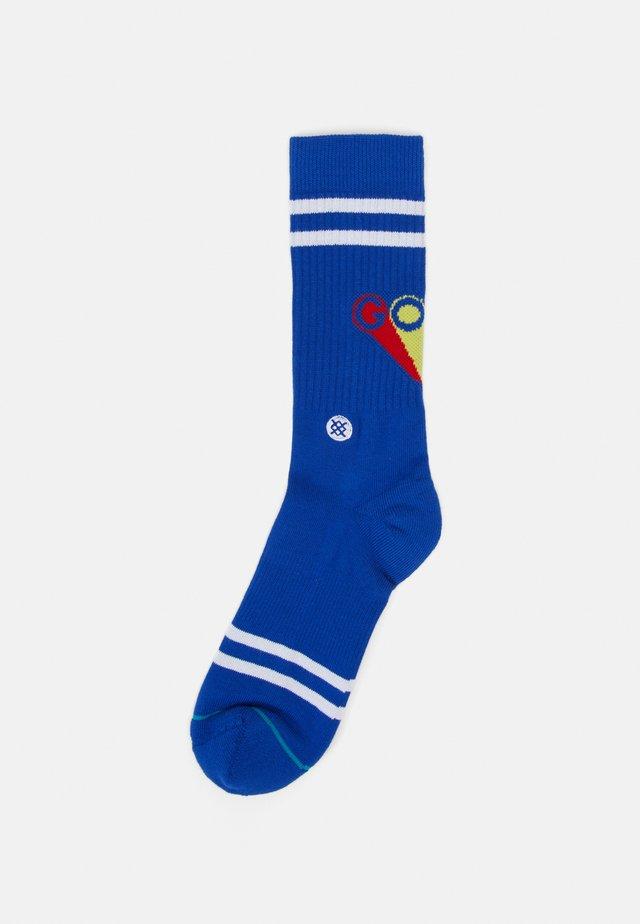 VIBE RAINBOW - Socks - blue