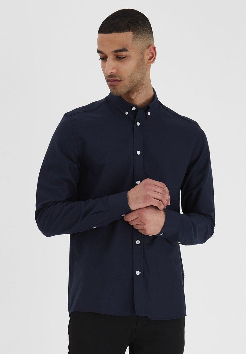 Tailored Originals - NEW LONDON - Skjorta - dark blue