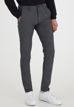 7198705, PANTS - NASHUA FREDERIC - Trousers - dar grey m