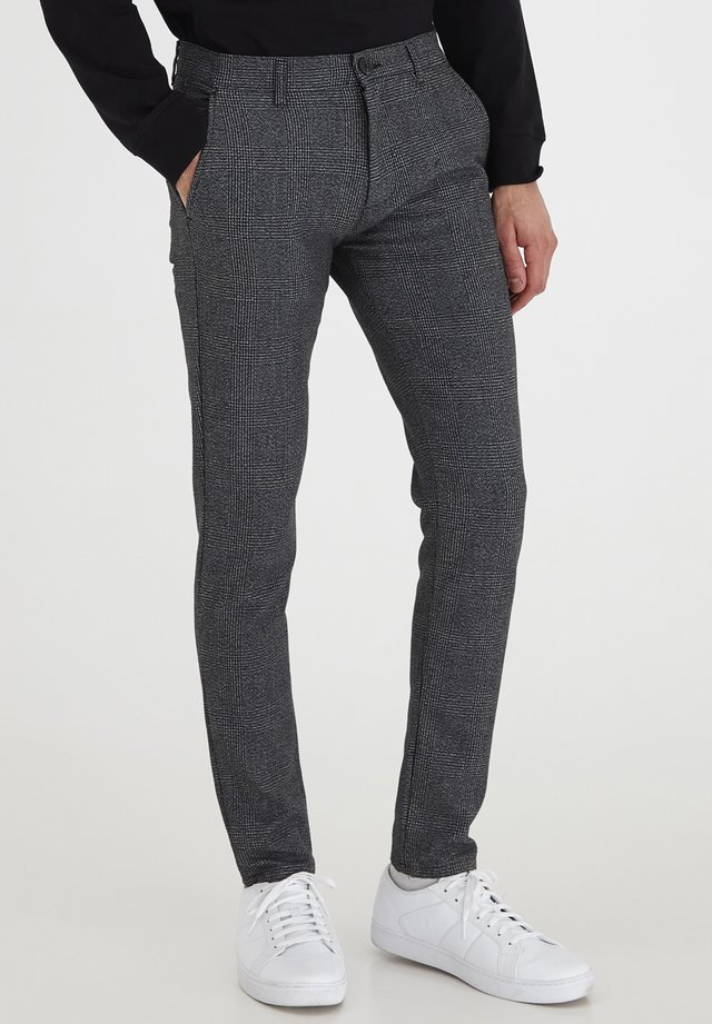 7198705, PANTS - NASHUA FREDERIC - Trousers - dar grey m