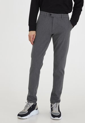 7198608, PANTS - TOFRED - Tygbyxor - med grey m