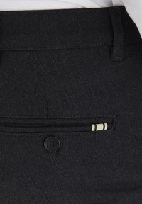 Tailored Originals - TOFREDERIC - Chinos - dar grey - 4