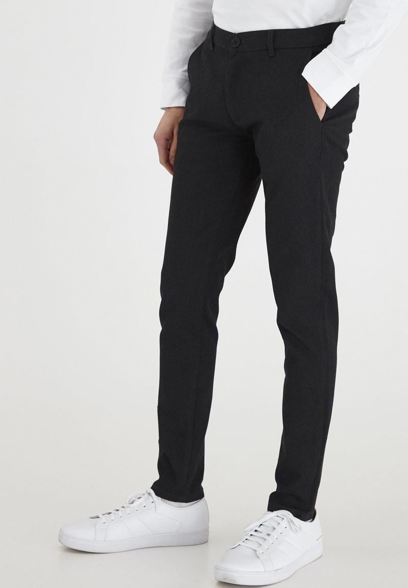 Tailored Originals - TOFREDERIC - Chinos - dar grey