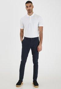 Tailored Originals - TORAINFORD - Chinos - dark blue - 1