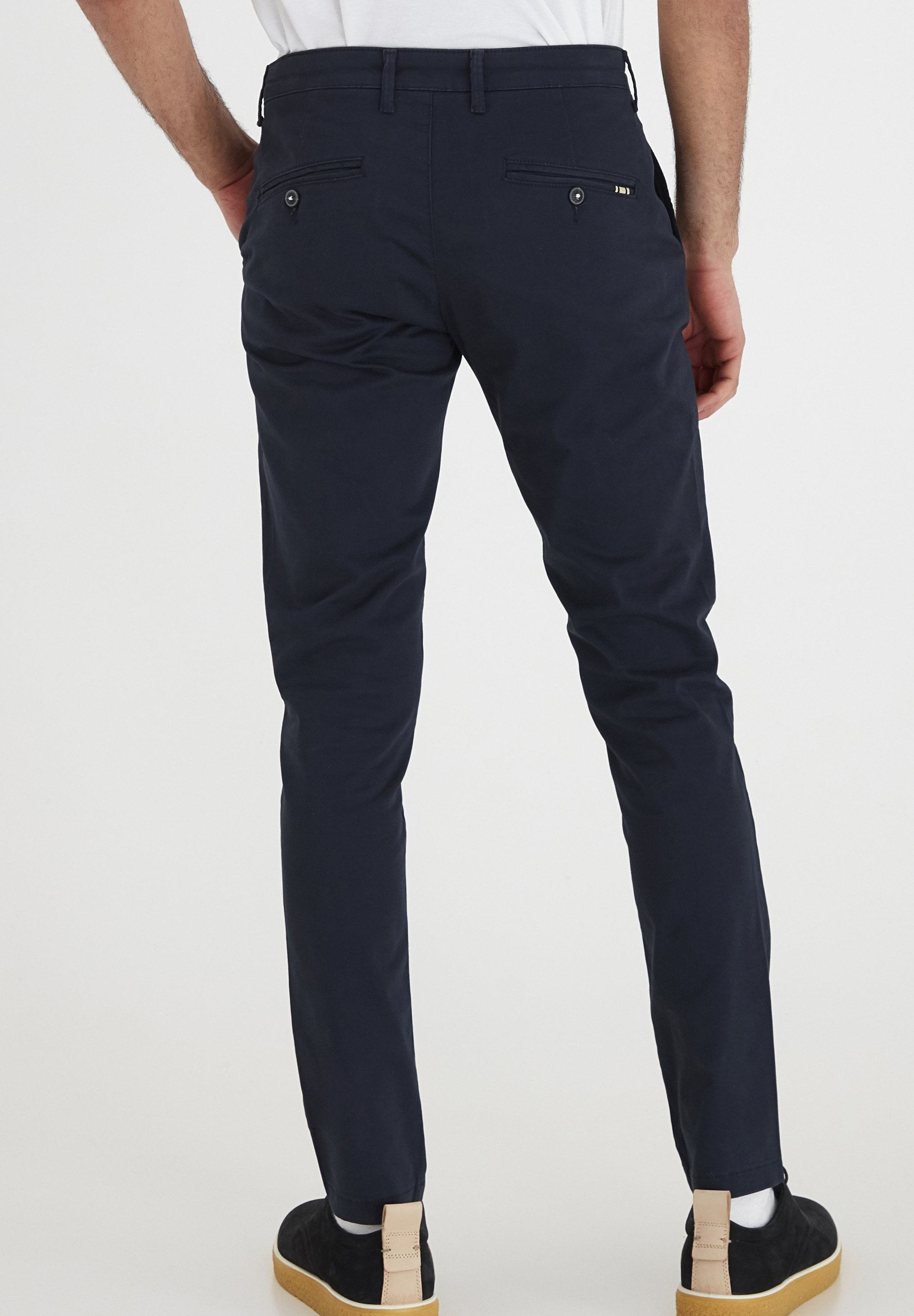Tailored Originals Torainford - Chino Dark Blue