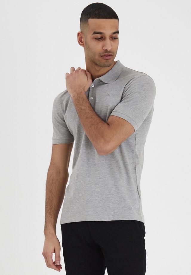 Poloshirt - lig grey m