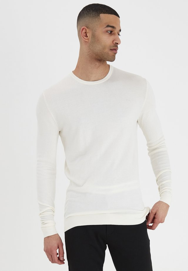 TOMONT - Pullover - milky whit