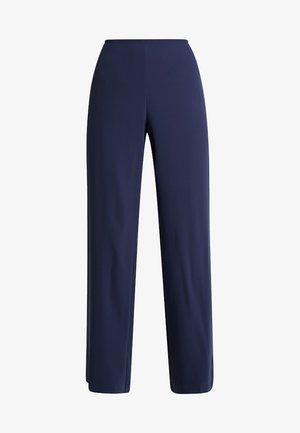 Kalhoty - taubenblau