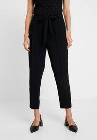 Taifun - Spodnie materiałowe - black - 0