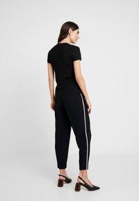 Taifun - Spodnie materiałowe - black - 2
