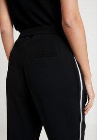 Taifun - Spodnie materiałowe - black - 5
