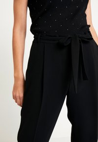 Taifun - Spodnie materiałowe - black - 3