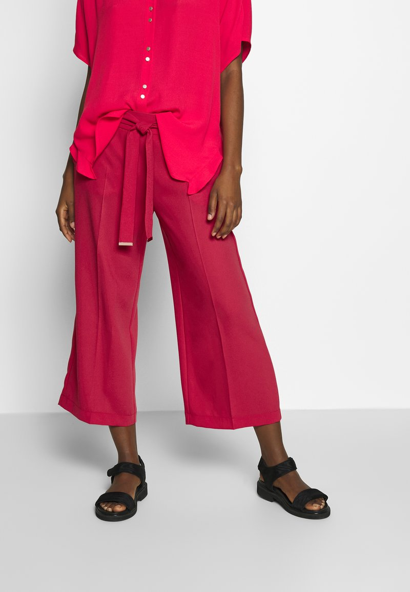 Taifun - Trousers - paradise pink