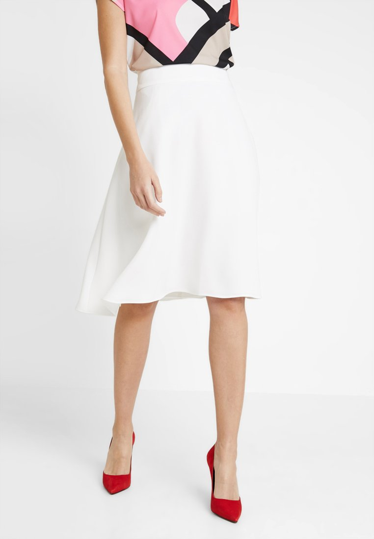Taifun - A-snit nederdel/ A-formede nederdele - off-white