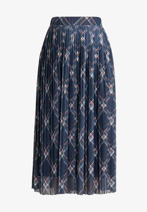 Áčková sukně - deep lake