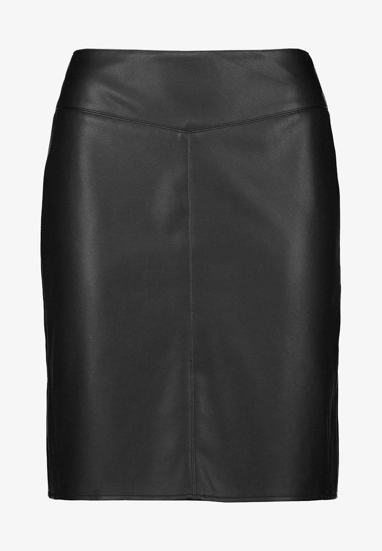 Taifun - ROCK KURZ ROCK  - Mini skirt - black
