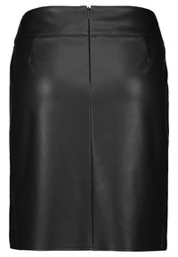 Taifun - ROCK KURZ ROCK  - Mini skirt - black - 1