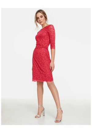 Cocktail dress / Party dress - tomate